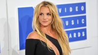 Britney Spears Out Wellness Center Treatment