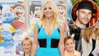 Britney Spears' Sons Are With Ex-Husband Kevin Federline While She's at Mental Health Facility