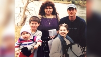 Dee Dee Blanchard, Gypsy Rose Blanchard, and Rod Blanchard with Family