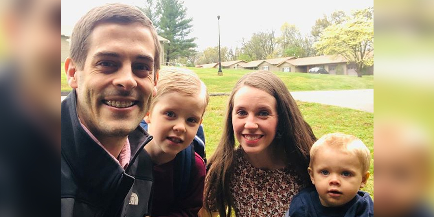 Jill Duggar and Derick Dillard Are Moving — and They Built Their New House From Scratch