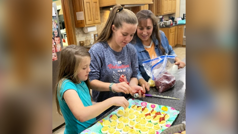 Deviled Eggs Are Out! Michelle Duggar Has a New Name for the Recipe and Fans Are Shook