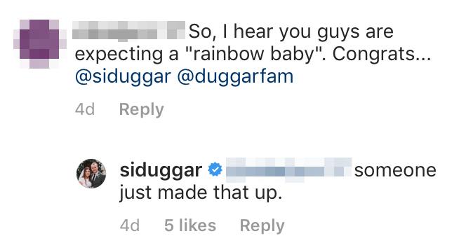 'Counting On' Stars Josiah Duggar and Lauren Swanson Shut Down Rumors They're Expecting a 'Rainbow Baby'