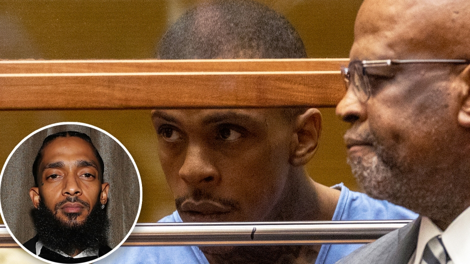 Eric Holder's Court Appearance: Nipsey Hussle Suspect's Arraignment