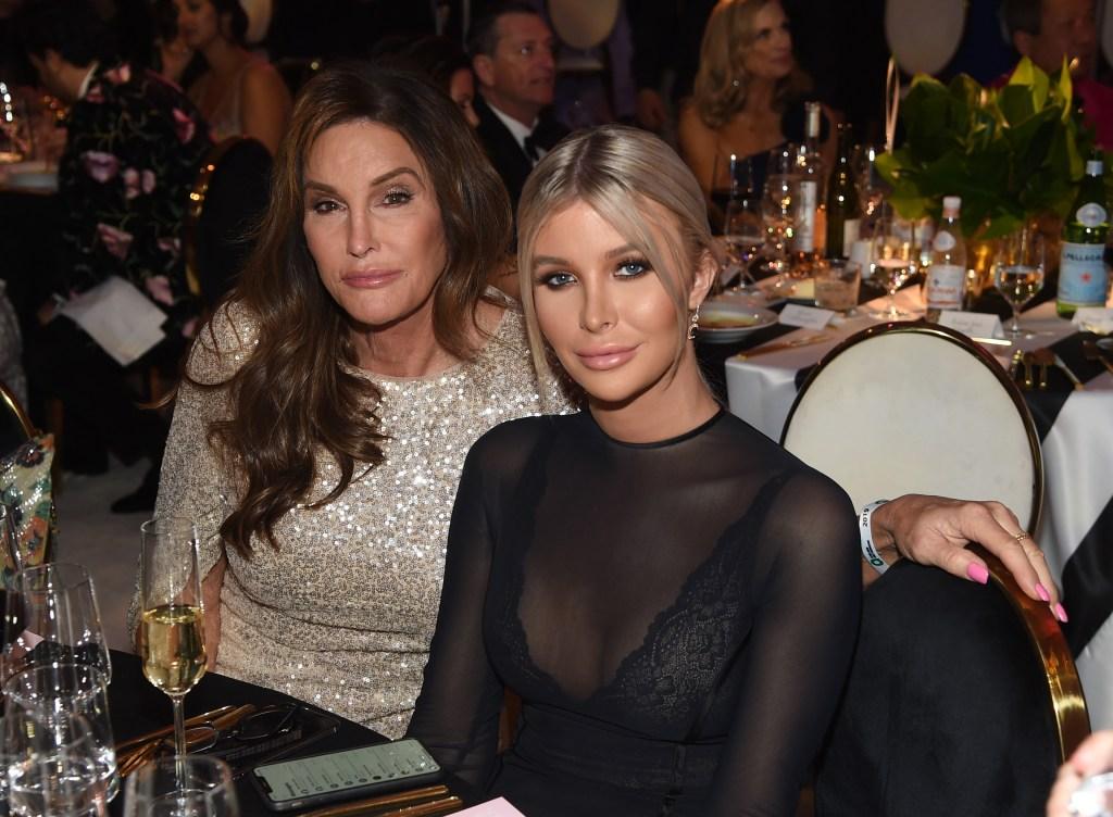 Sophia Hutchins Gushes Over 'Amazing Loving Partner' Caitlyn Jenner After Celebrating 23rd Birthday Together