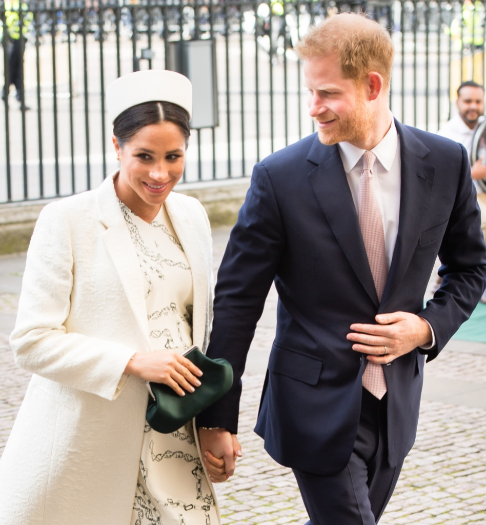 Meghan Markle And Prince Harry Welcome A Baby Boy