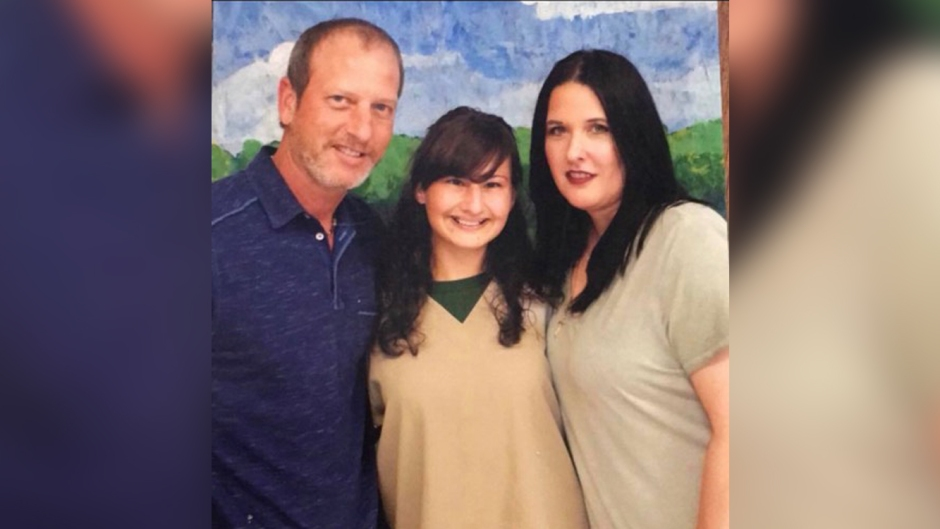 Gypsy Rose Blanchard With Rod and Kristy Blanchard