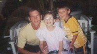 Gypsy Rose Blanchard with Dad Rod and Brother