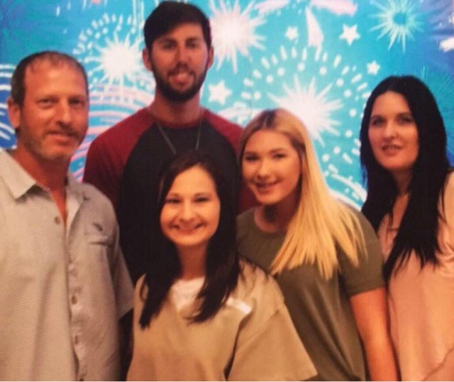 Gypsy With Blanchard Family