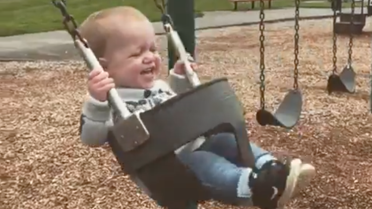 We Dare You Not to Smile After Hearing Jackson and Ember Roloff Giggling With Their Uncle Jacob