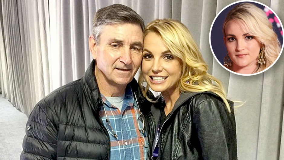Jamie Lynn Spears 'Has Been Taking Care of' Dad Jamie Spears Amid His Health Struggles