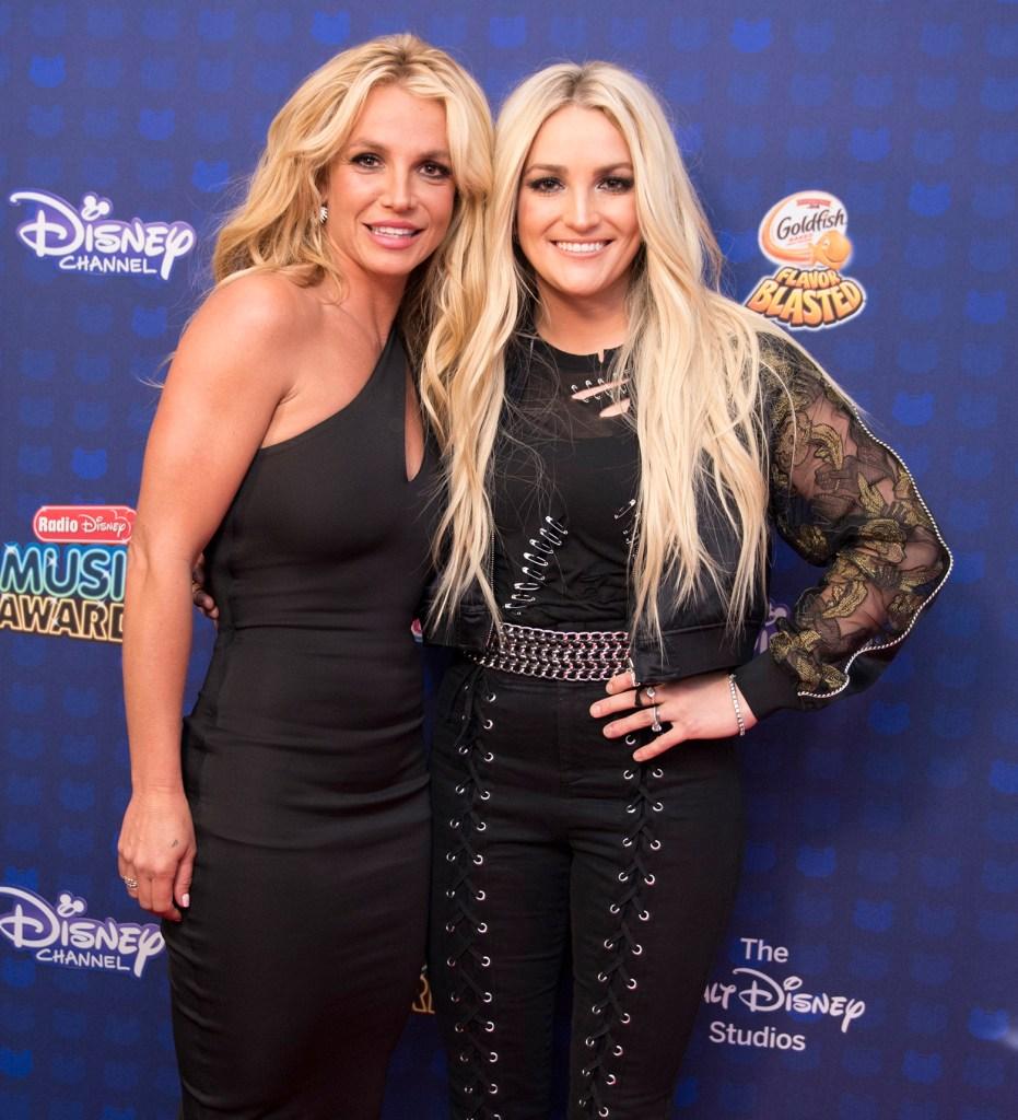 Jamie-Lynn-Spears-and-Britney-Spears