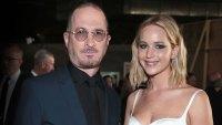 Jennifer Lawrence Makes Joke Ex Darren Aronofsky Following Her Engagement