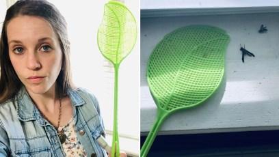 Jill Duggar Killing Honey Bee