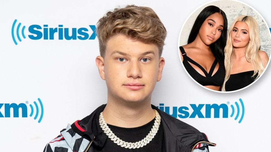 Justin Roberts Kylie Jenner Jordyn Woods Friends Again Forgive