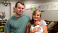 Kendra Duggar Holds Baby Garrett With Joe Duggar