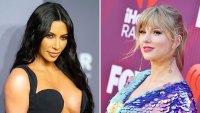 Kim Kardashian Fragrance Launch Taylor Swift Fan Backlash