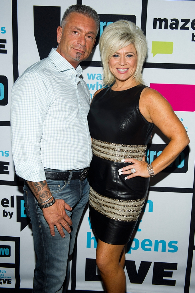 Long Island Medium Star Theresa Caputo Ex-Husband Shades Reality TV
