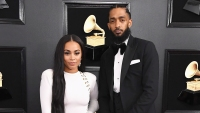Lauren London Tribute Nipsey Hussle