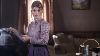 Lori Loughlin Dressed as Her When Calls the Heart Character