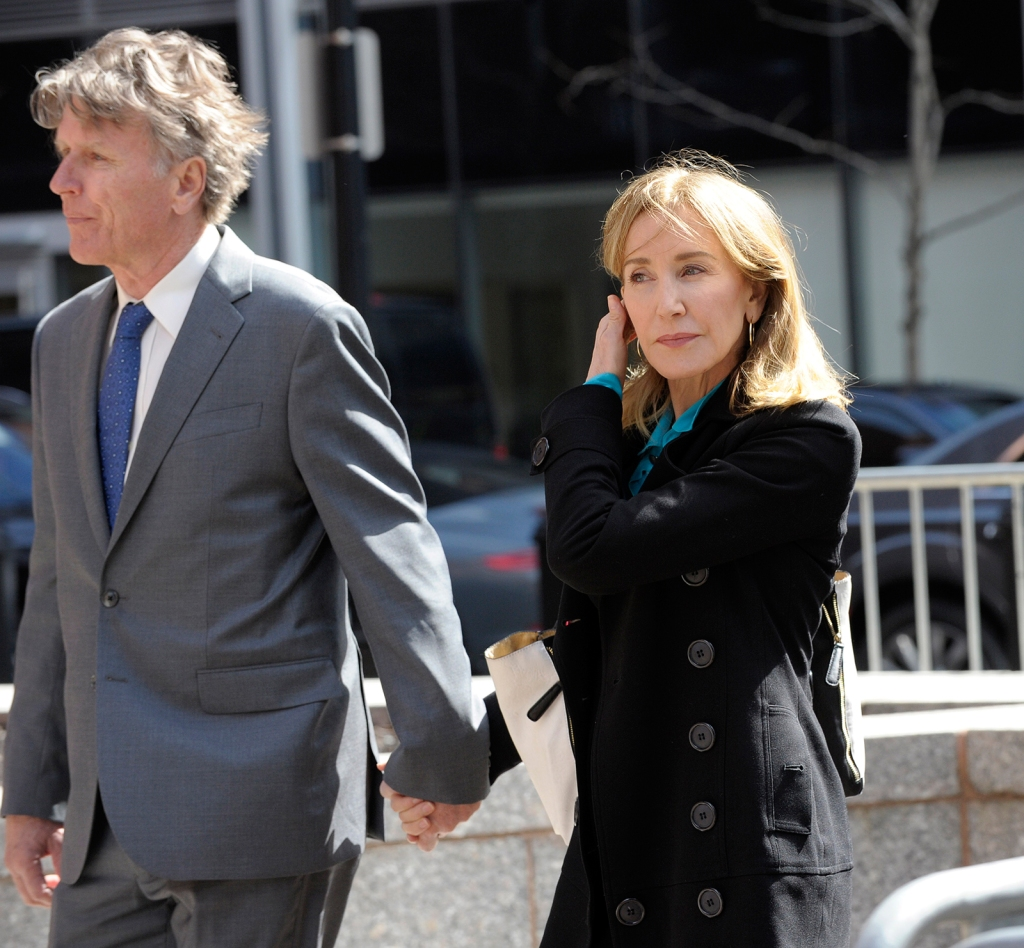 Judge Reveals Lori Loughlin and Felicity Huffman Could Face Up to 20 Years in Prison