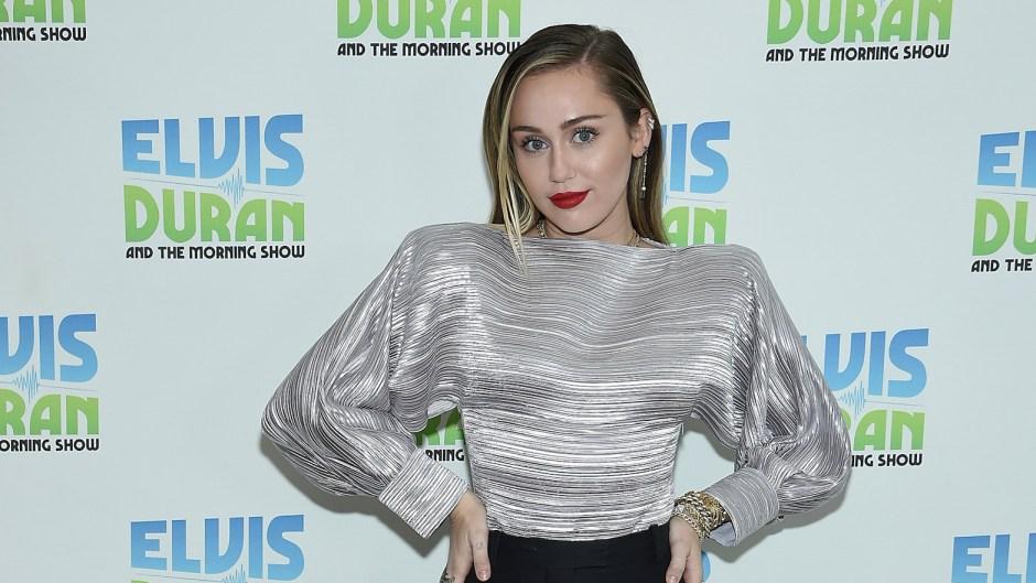Miley Cyrus Joshua Tree
