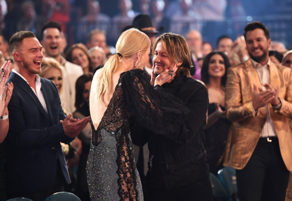 Nicole Kidman From Keith Urban: Nicole Kidman Calls Marriage To Keith Urban 'Extremely Simple