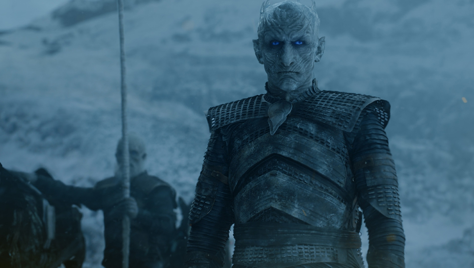 Game of Thrones Night King Unmasked