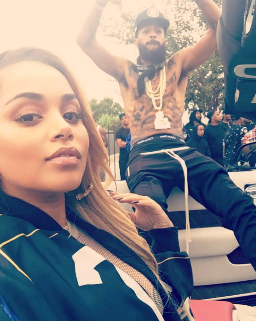 Nipsey Hussle and Lauren London's Cutest Pics Before His Death