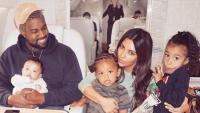 Kardashian-West family