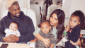 Kardashian-West family