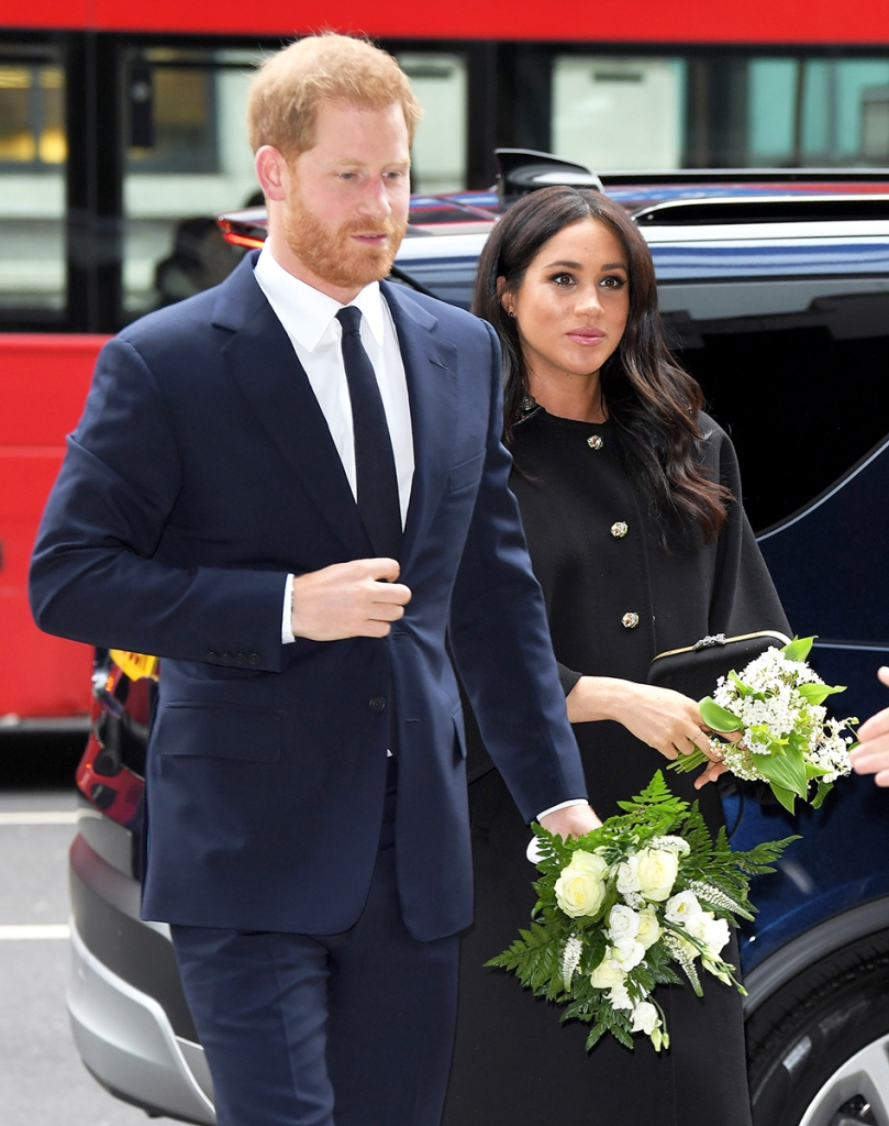 So, Prince Harry and Meghan Markle Straight-Up Stole a British Driving Instructor's Insta Name and He's 'Annoyed'