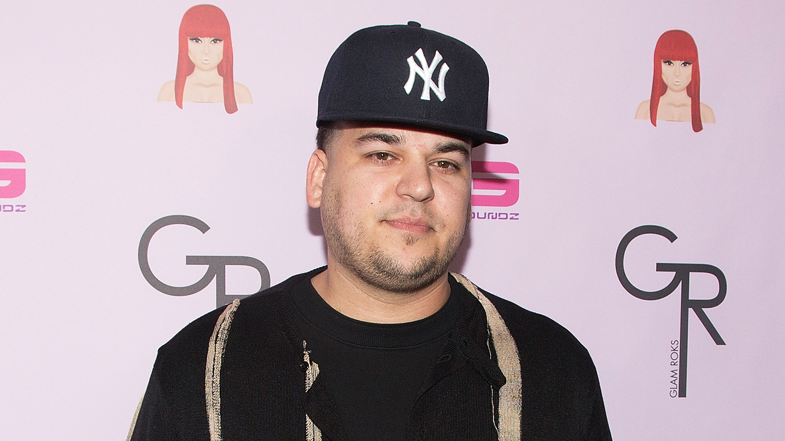 Rob Kardashian Slammed for Saying He's 'Proud' of His Father's New Cancer Center, Despite Skipping Event