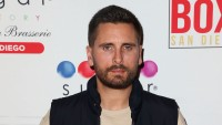 Scott Disick Wearing a Vest at an Event