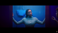 Jordyn Woods in a Music Video