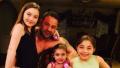 Joe Giudice with His Kids