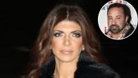 Teresa Giudice Feels Trapped by Husband Joe's Legal Woes