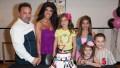 Teresa Giudice with Joe and Her Four Kids