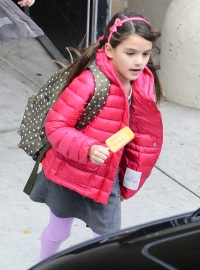 WATNSo Grown Up! Check Out What Tom Cruise and Katie Holmes' Daughter Suri Looks Like Today