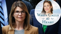 When calls the heart cuts out Lori Loughlin