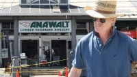 Home Project William H Macy Spotted Hardware Store College Scandal