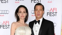 brad pitt angelina jolie divorce single