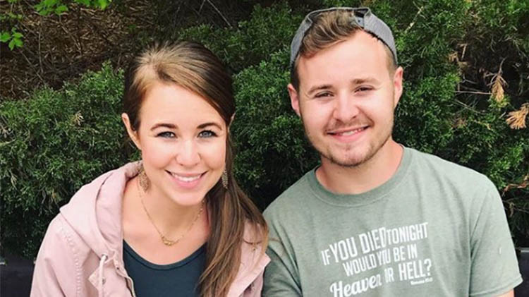 Jedidiah Duggar Sparks Controversy With 'Heaven or Hell' Shirt While on a Family Trip