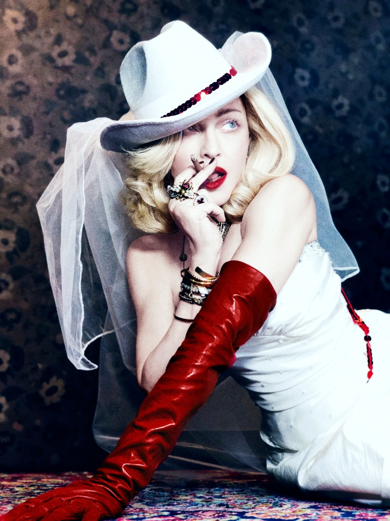 Madonna Teams Up With MTV for the World Premiere of Her New Music Video, 'Medellín'