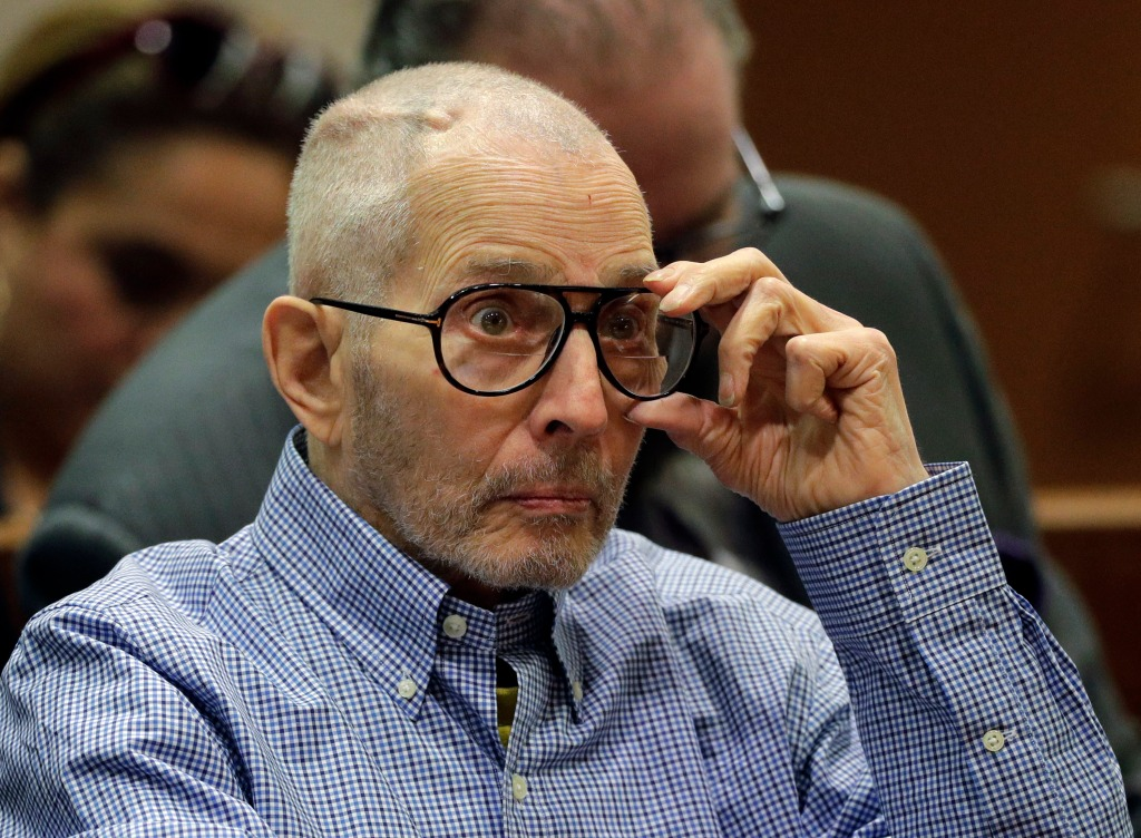 Robert Durst and His Attorneys Try to Suppress the Infamous 'Beverley Hills' Handwriting Evidence