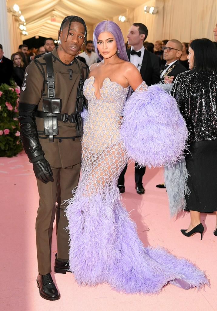 2019-Met-Gala-kylie-Jenner-travis-Scott