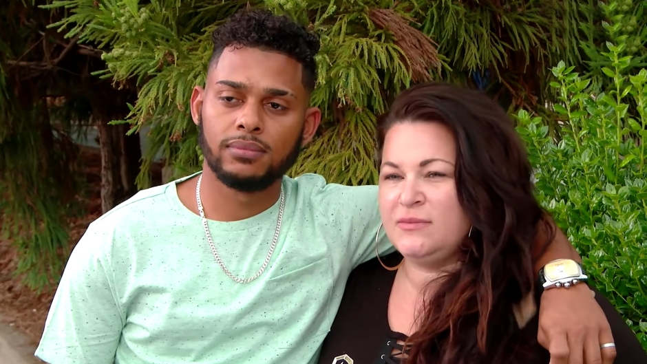 90 Day Fiance Molly Coping Luis Split