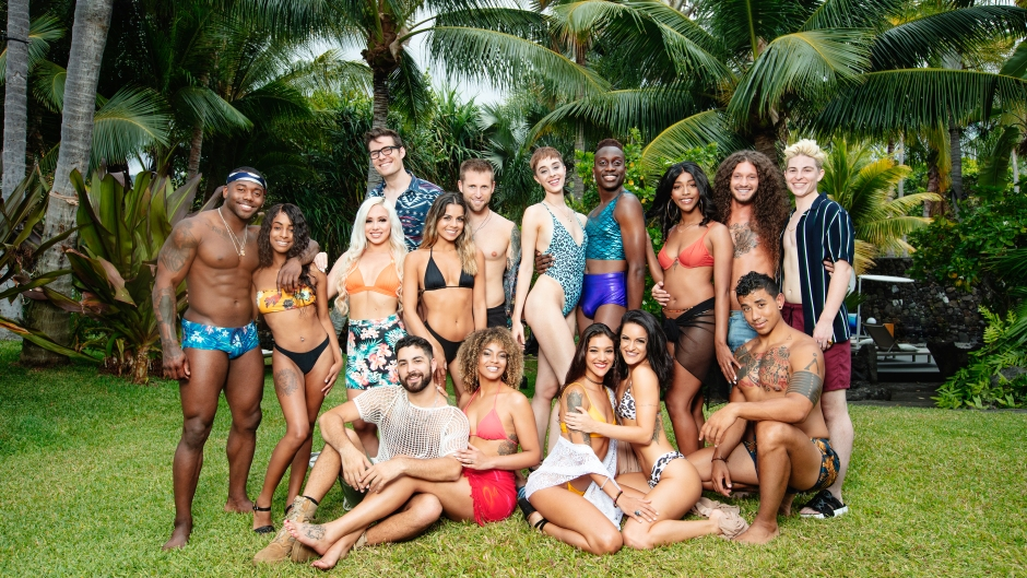 Are You The One Season 8 Sexually Fluid Cast