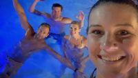 Adam Busby Skinny-dipping