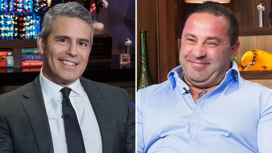 Andy Cohen Says He Signed Gia Giudice's Petition to Stop Dad Joe's Deportation