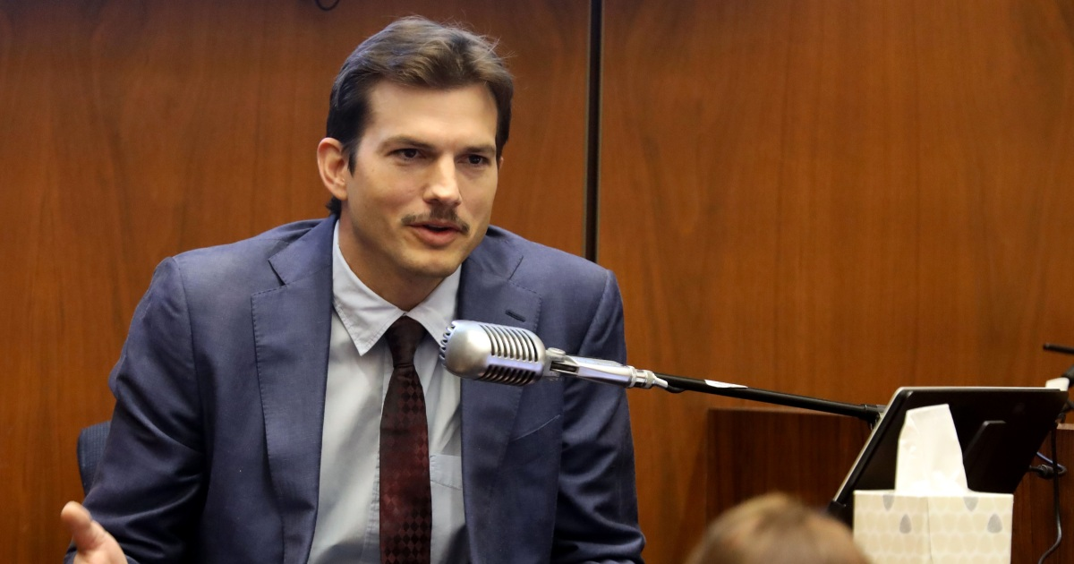 Ashton Kutcher Testifies Against 'Hollywood Ripper' Michael Gargiulo